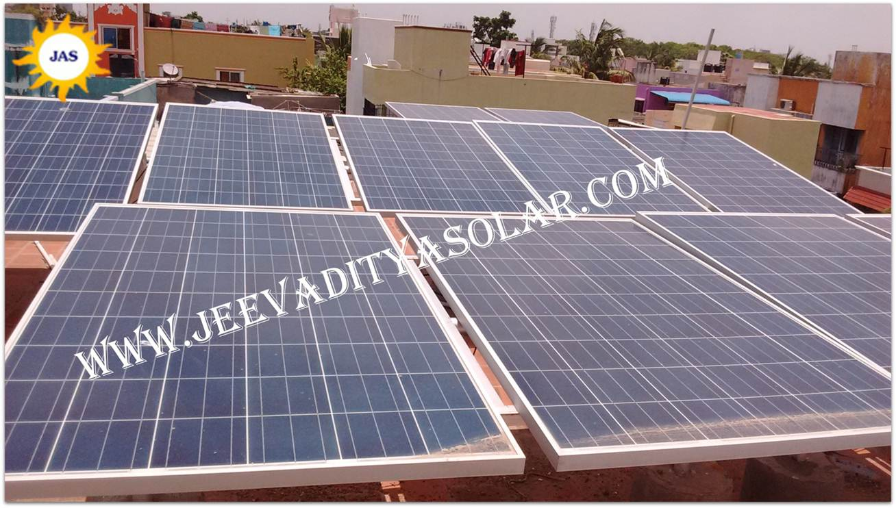 5kw Solar System Price In Chennai Archives Jeevaditya
